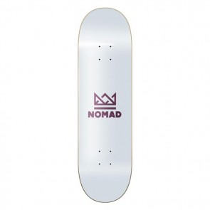 SKATEBOARD NOMAD CROWN PURPLE DECK 8.625""
