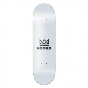 SKATEBOARD NOMAD CROWN BLACK DECK 8.0""