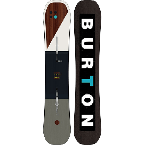 SNOWBOARD BURTON FLYING V CUSTOM 154