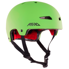 KACIGA REKD ELITE HELMET  Matt Green/Black