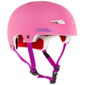 KACIGA REKD ELITE HELMET  Matt Pink/Purple