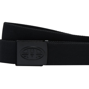 REMEN ANIMAL REXX WEBBING  BELT  Black