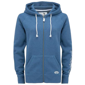 ANIMAL ROO FULL ZIP HOODY Ink/Blue/Marl