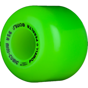 SKATE KOTAČI POWELL PERALTA MINI CUBIC 64MM  Green