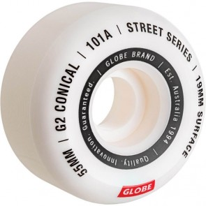 SKATE KOTAČI GLOBE G2 CONICAL STREET WHEEL 55MM