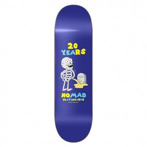 SKATEBOARD NOMAD TOMB DECK 8.13""
