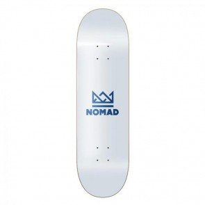SKATEBOARD NOMAD CROWN BLUE DECK 8.25""