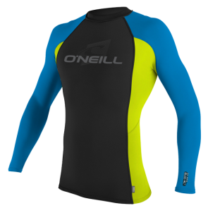BOTTOM LAYER O'NEILL SKINS CREW LS