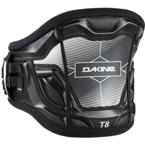 TRAPEZ KITE DAKINE T-8 WINDSURF HARNESS   Black