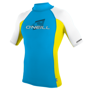 ONEILL LYCRA YOUTH Sky/Yellow/W