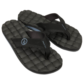 JAPANKE VOLCOM RECLINER SANDALS   Blue/Black