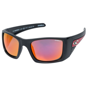 NAOČALE O'NEILL WAVERIDER  Matte Black/Solid Smoke/Red Revo