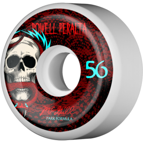 KOTAČI SK8 POWELL PERALTA MCGILL SNAKE 56MM   White
