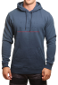 MAJICA RIP CURL EMBOSSED SURF HOODIE  Midnight Navy