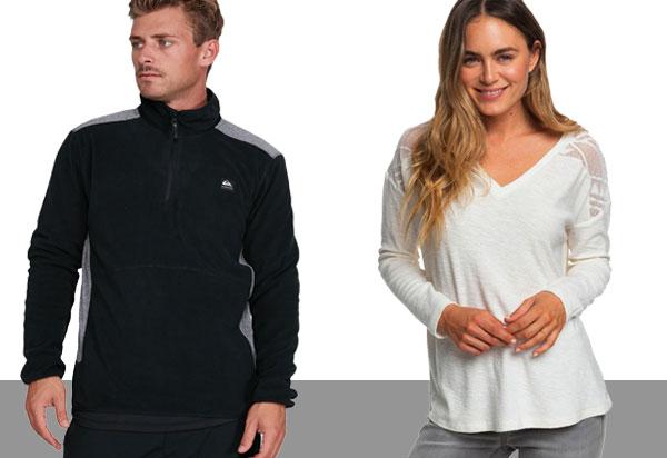 Ženska i muška odjeća