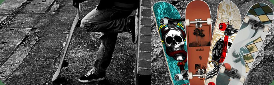 Skateboard kompleti